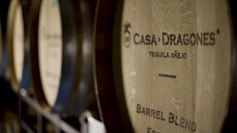 Casa Dragones Añejo Barrel Blend - A journey of taste