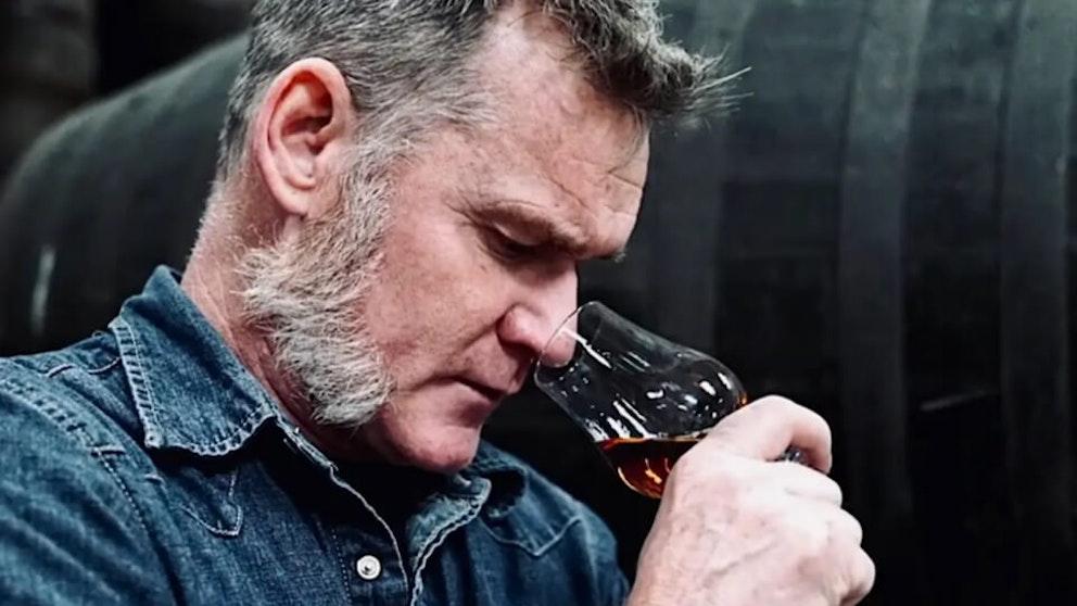 Master Distiller Rob Dietrich