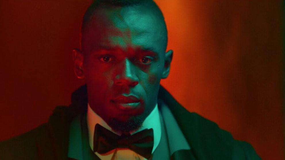 Mumm - The Party w/ Usain Bolt